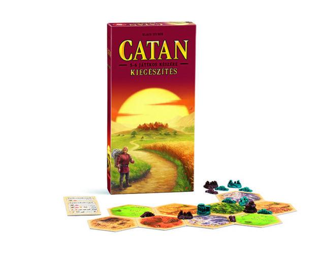 Piatnik Catan kiegészítő 5-6 főre