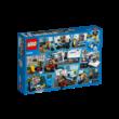 Lego City Mobil rendőrparancsnoki központ