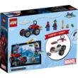 Lego Super Heroes Pókember autós üldözése