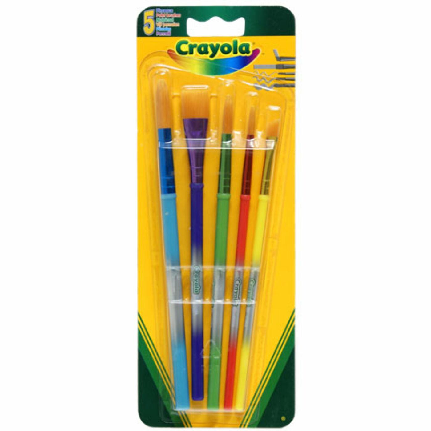 Crayola standard ecset