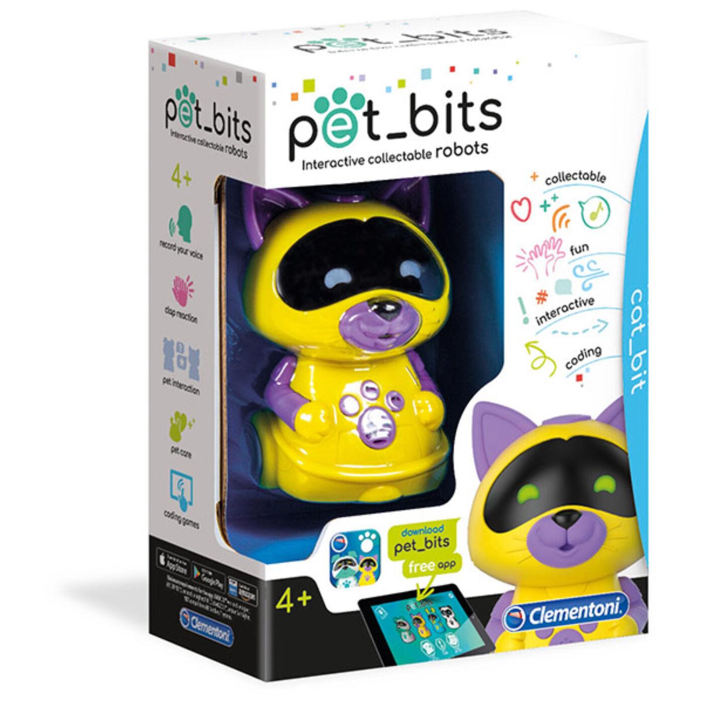 Pet bits robotcica