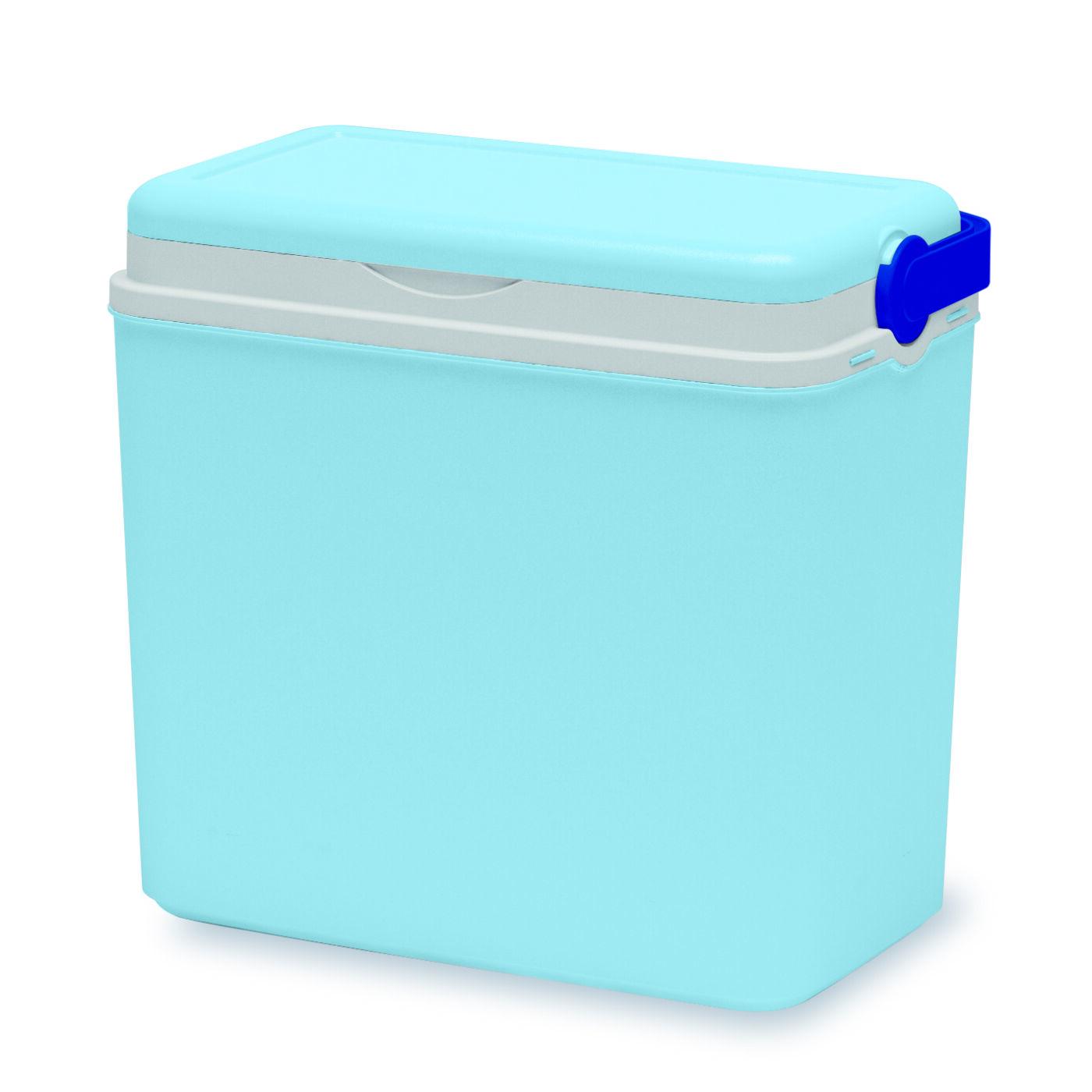 Hűtőtáska 24l-es világoskék