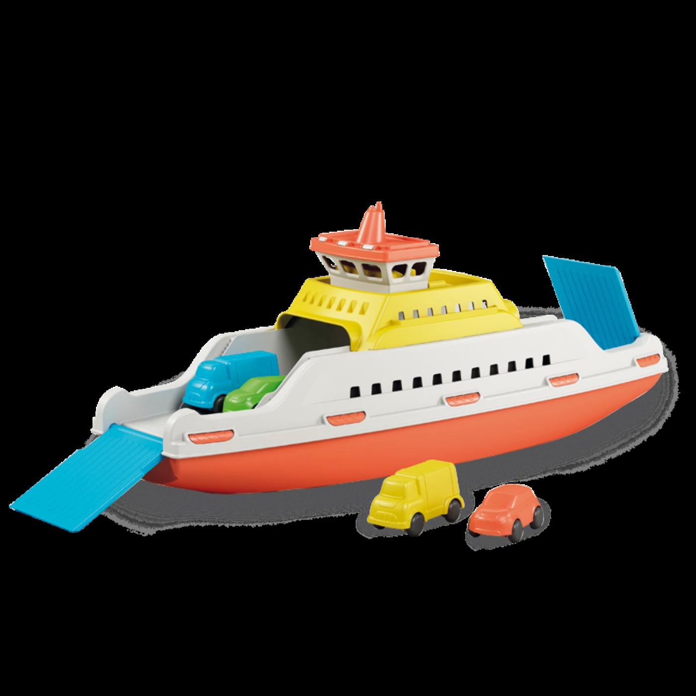 műanyag hajó