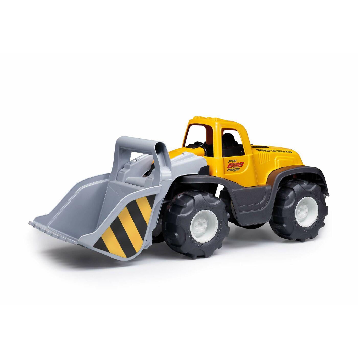 Óriás traktor