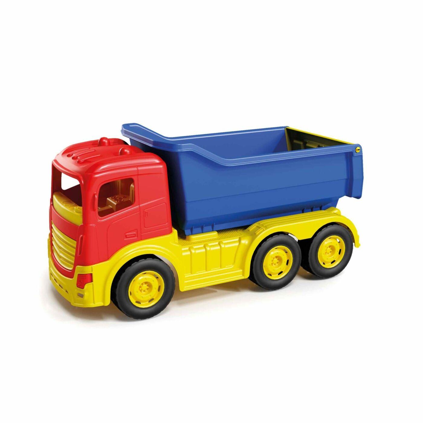 Színes teherautó