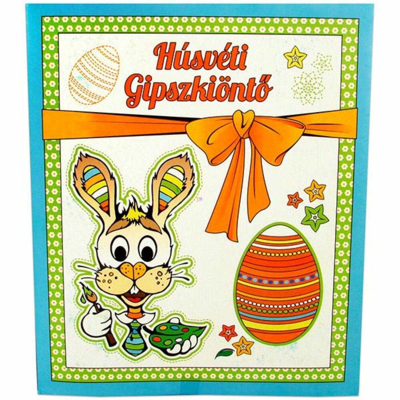 Húsvéti gipszkiöntő