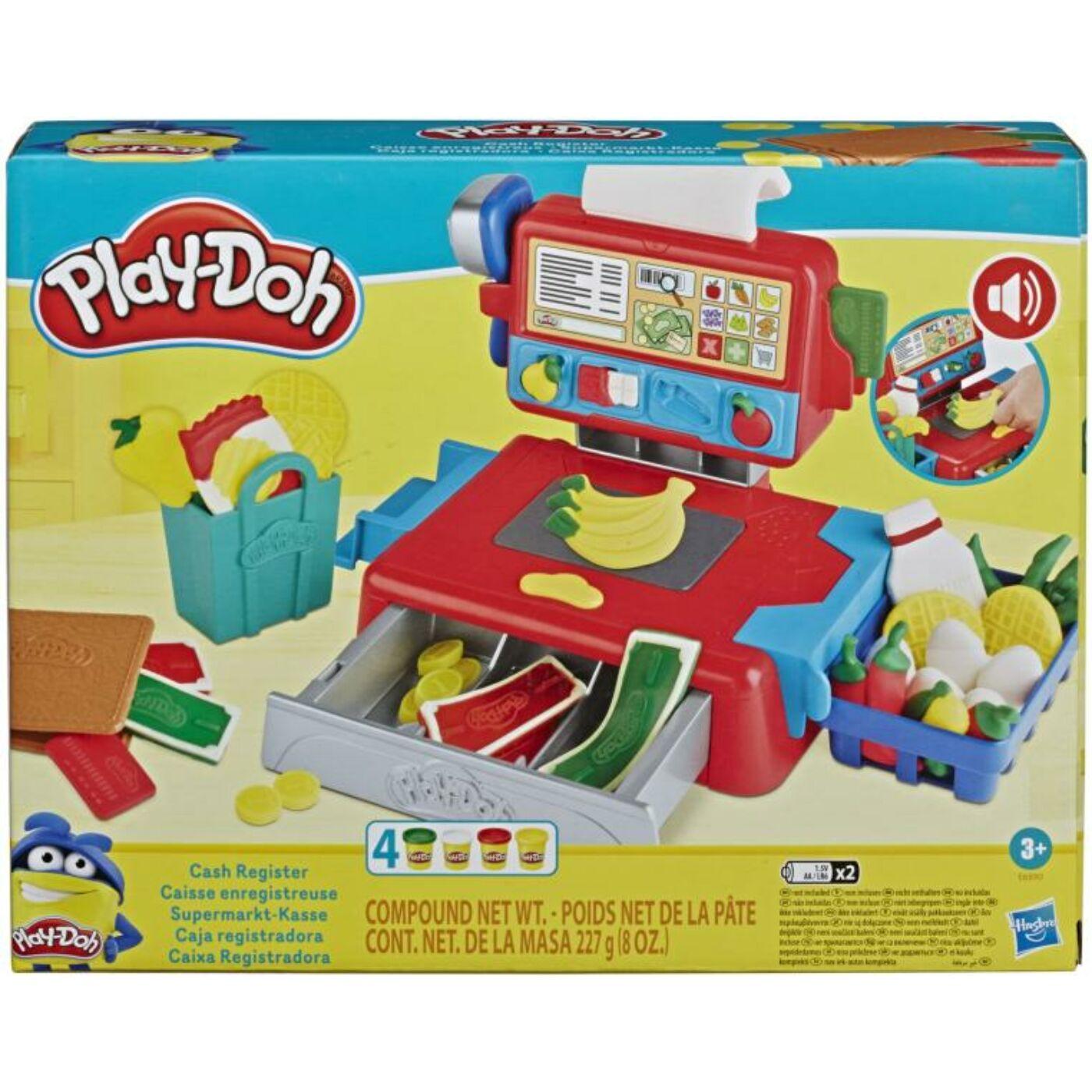 Play Doh Pénztárgép