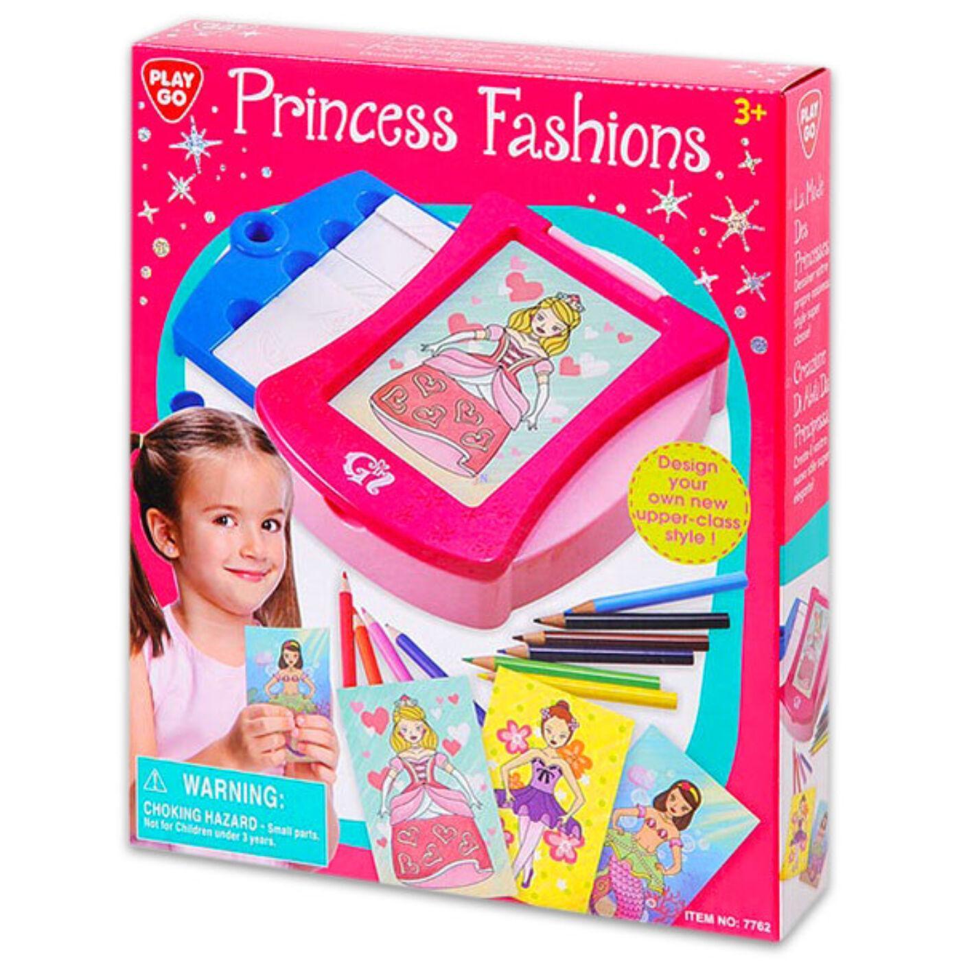 Playgo Hercegnős divattervező készlet