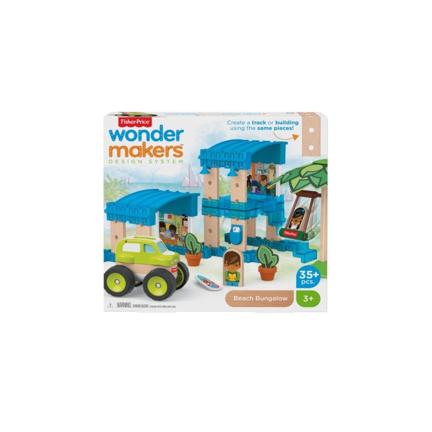 Wonder Makers - Tengerparti bungaló