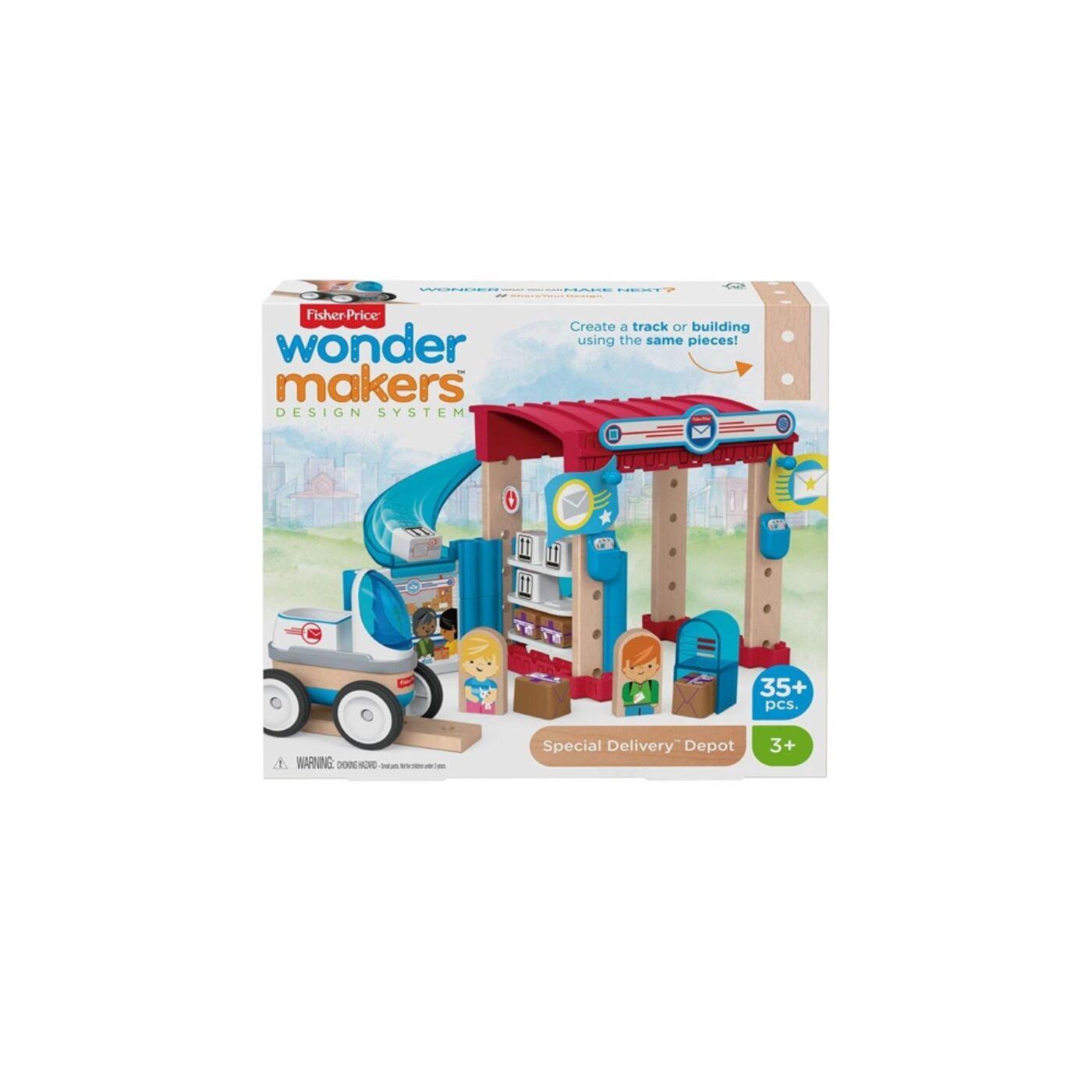 Wonder Makers - Posta