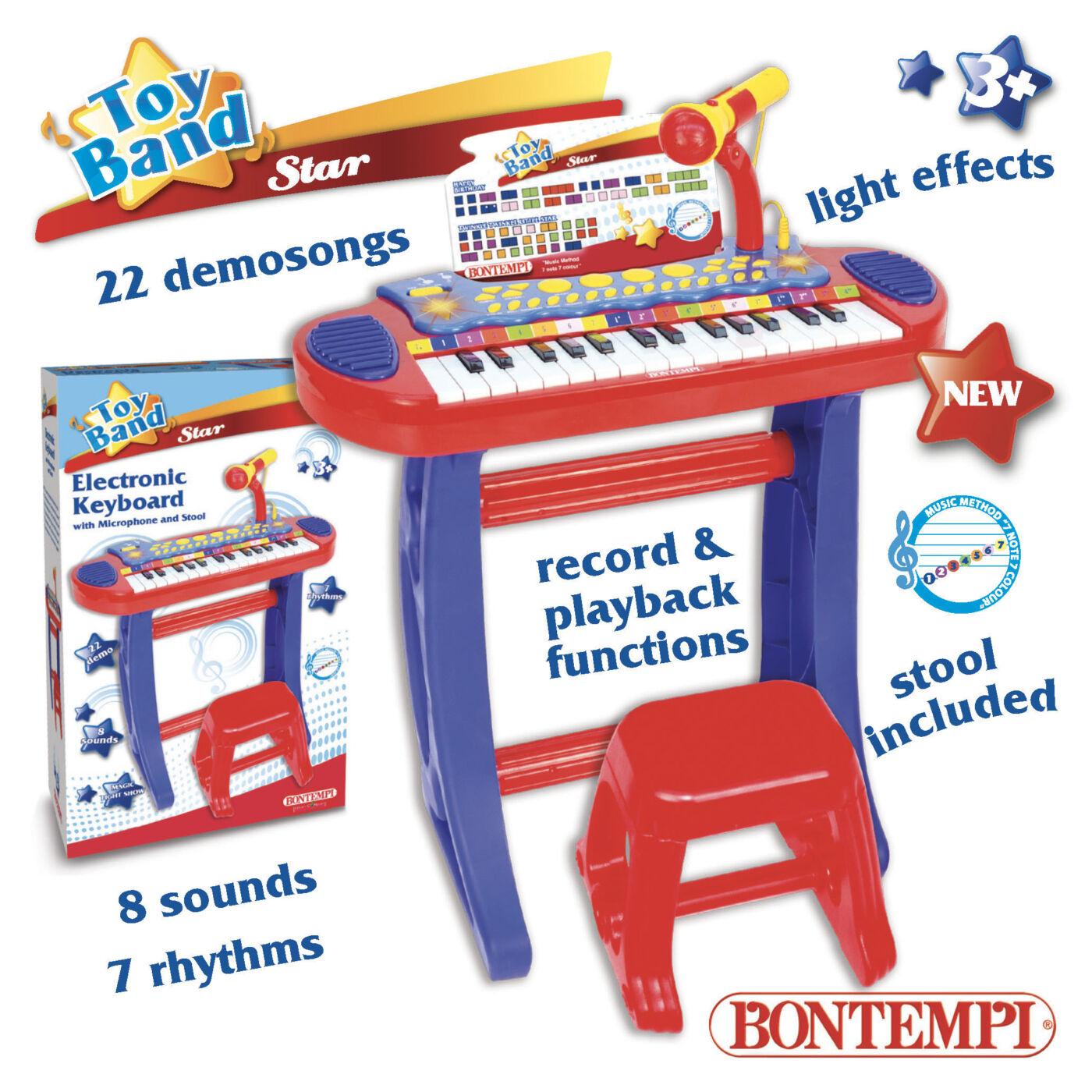 Bontempi 31 billentyűs orgona
