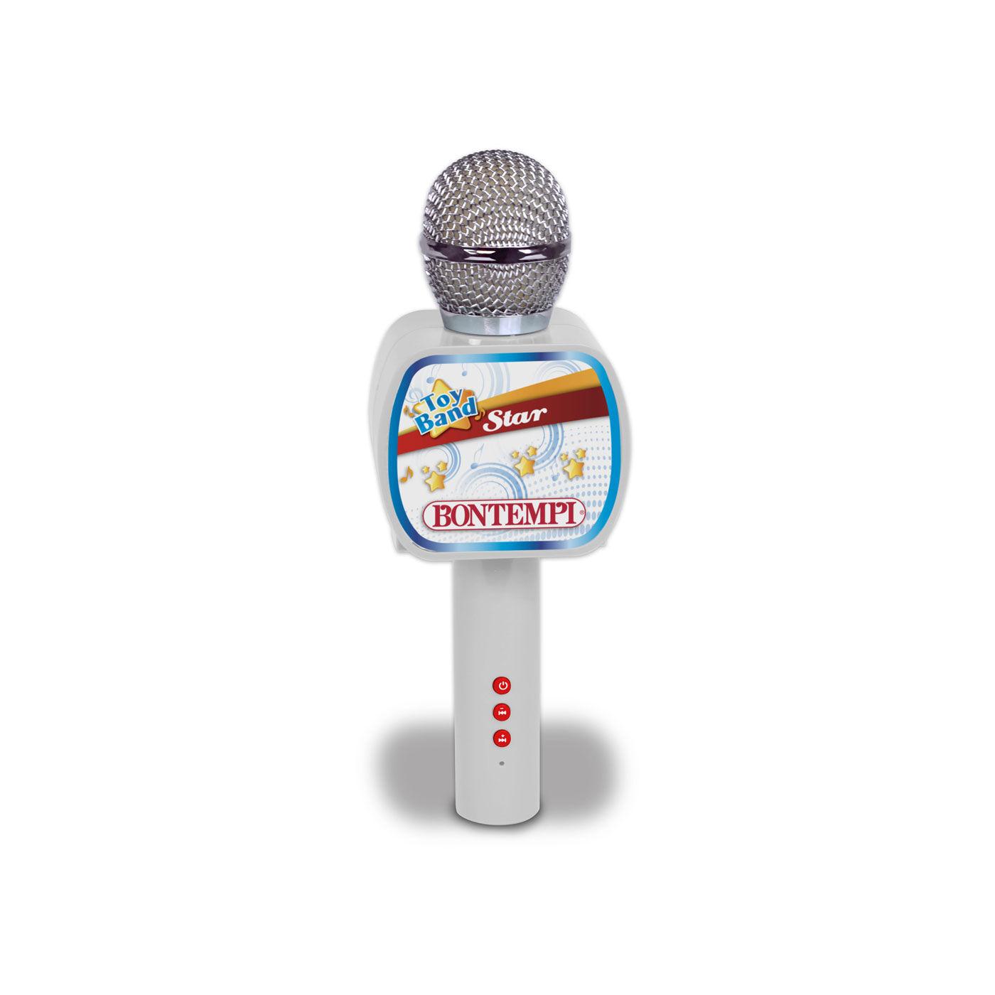 Bontempi vezeték nélküli mikrofon