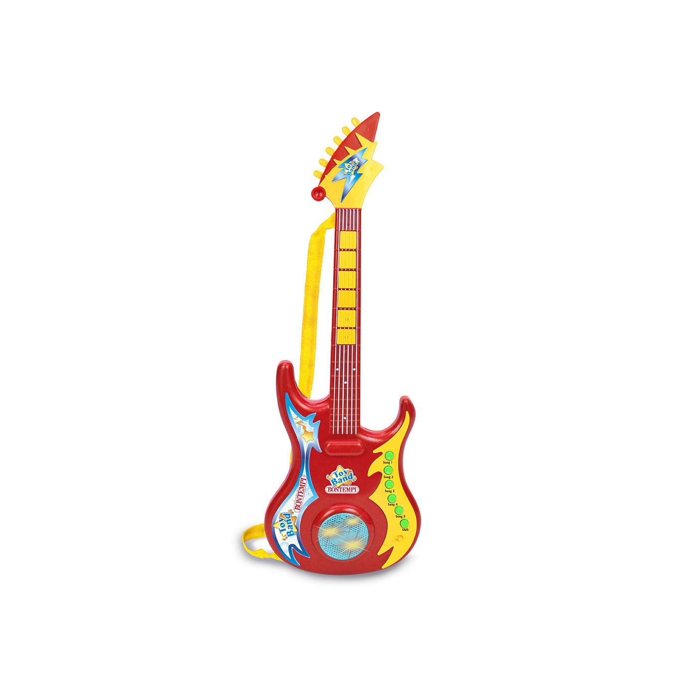 Bontempi elektromos rock gitár
