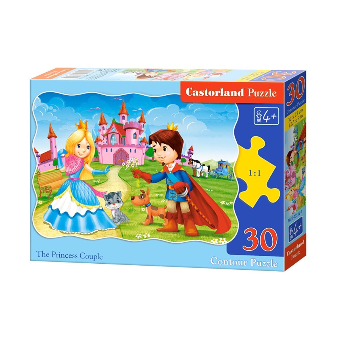 30 db-os puzzle - Hercegi pár