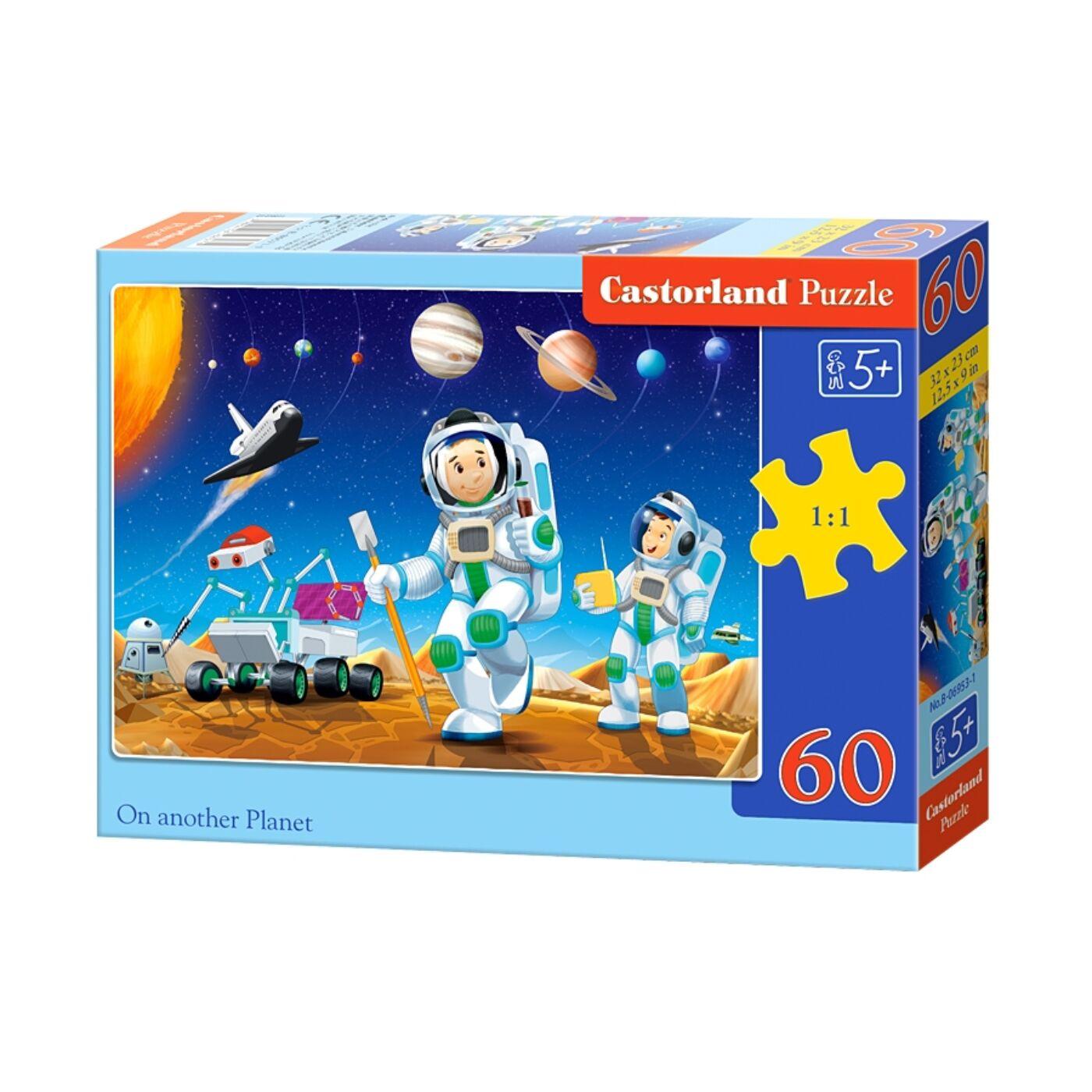 60 db-os puzzle - Egy másik bolygó