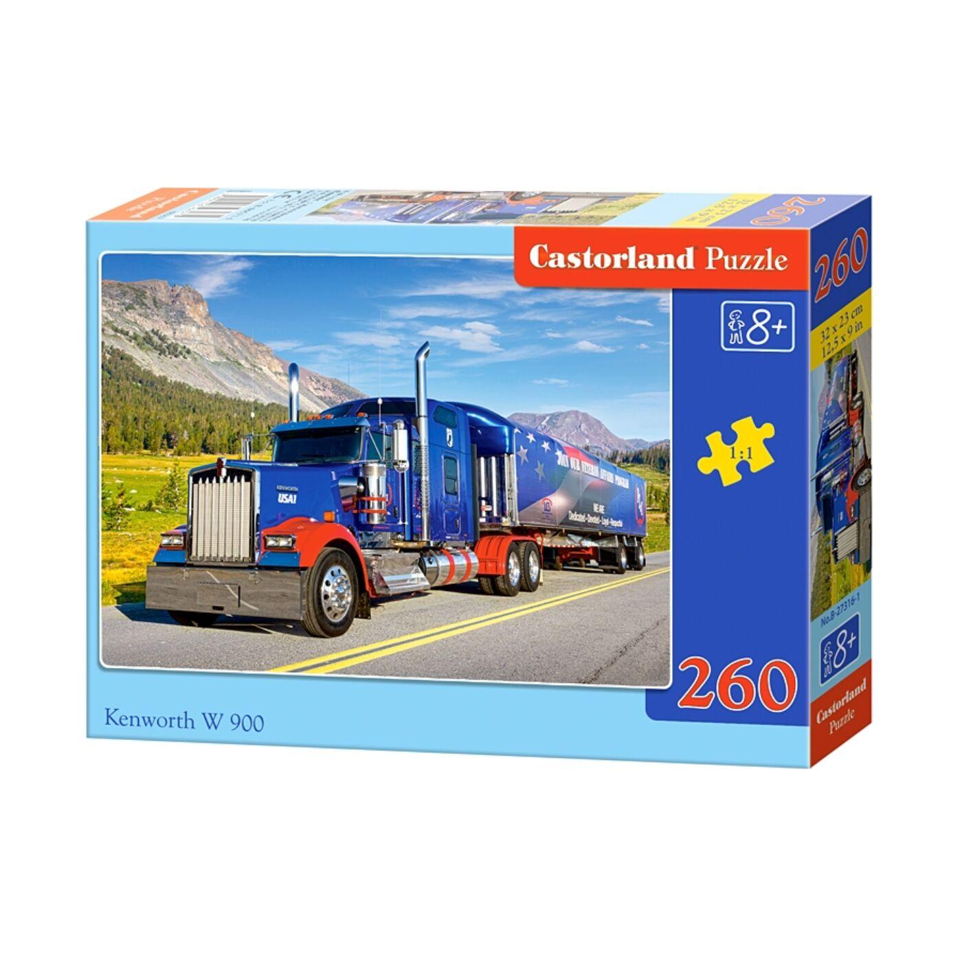 260 db-os puzzle - Kenworth W 900