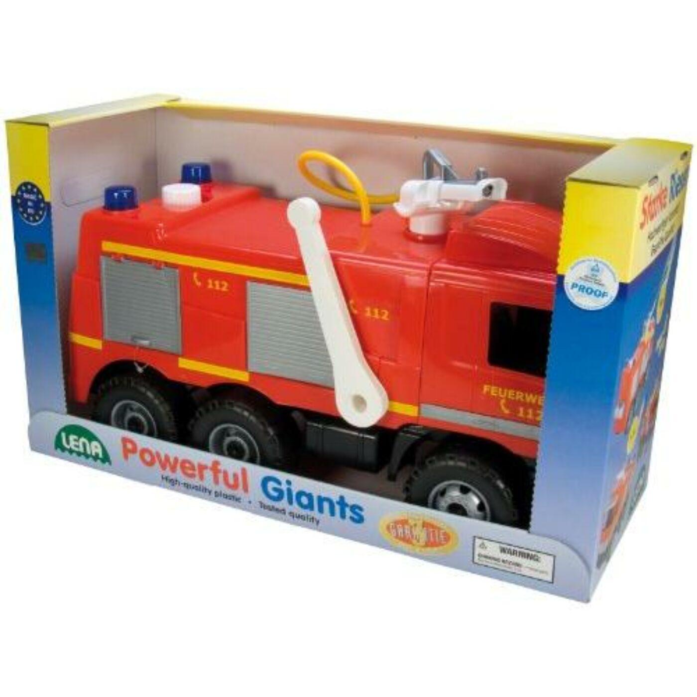 Lena tűzoltóautó