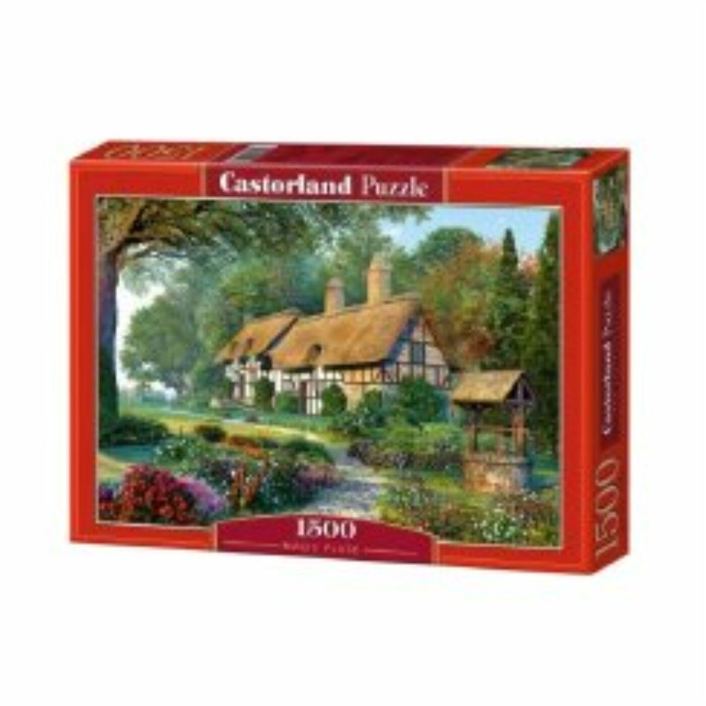 1500 db-os puzzle – Varázslatos táj