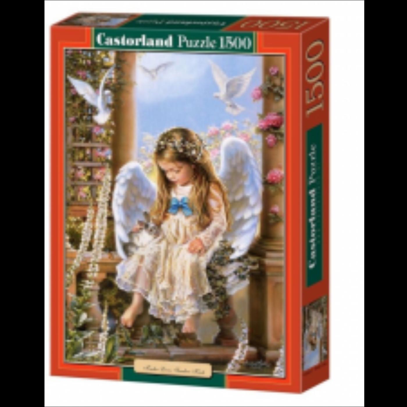 "1500 db-os puzzle – Másolat ""Tender Love"", Sandra Kuck"