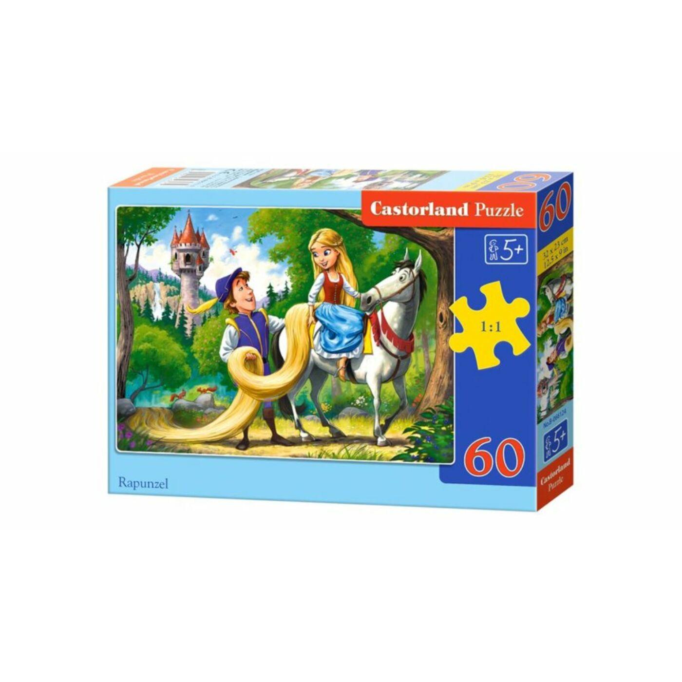60 db-os Puzzle - Aranyhaj