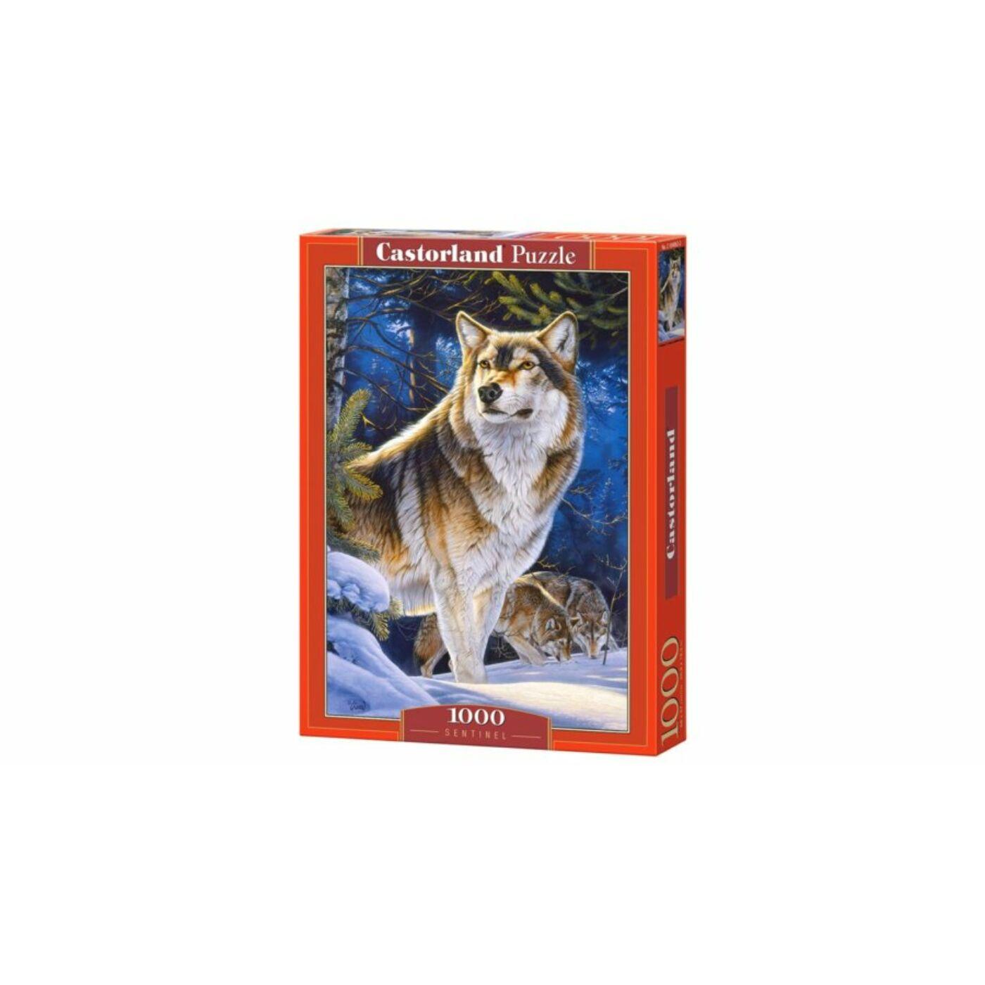 1000 db-os Castorland Puzzle - Őrszem
