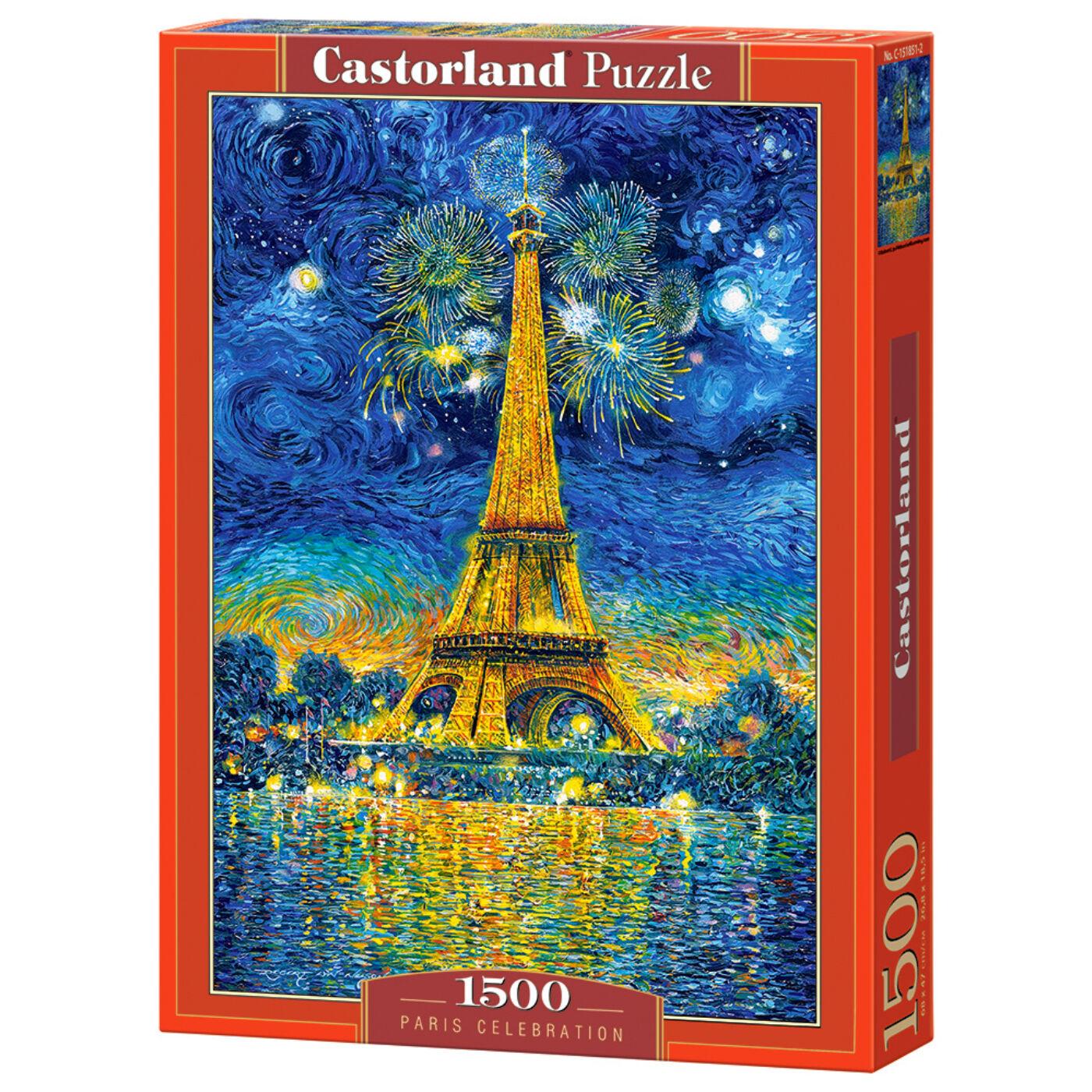 1500 db-os kirakó - Párizsi ünnepség