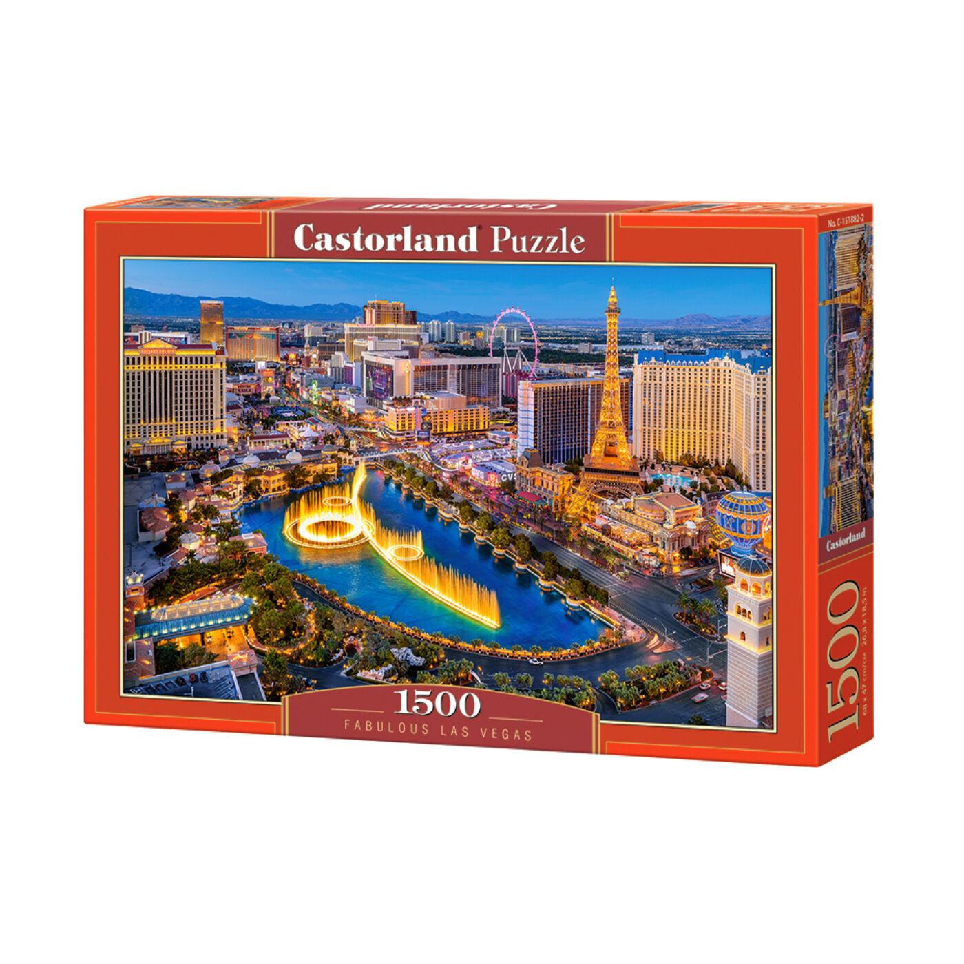 1500 db-os kirakó - Mesés Las Vegas