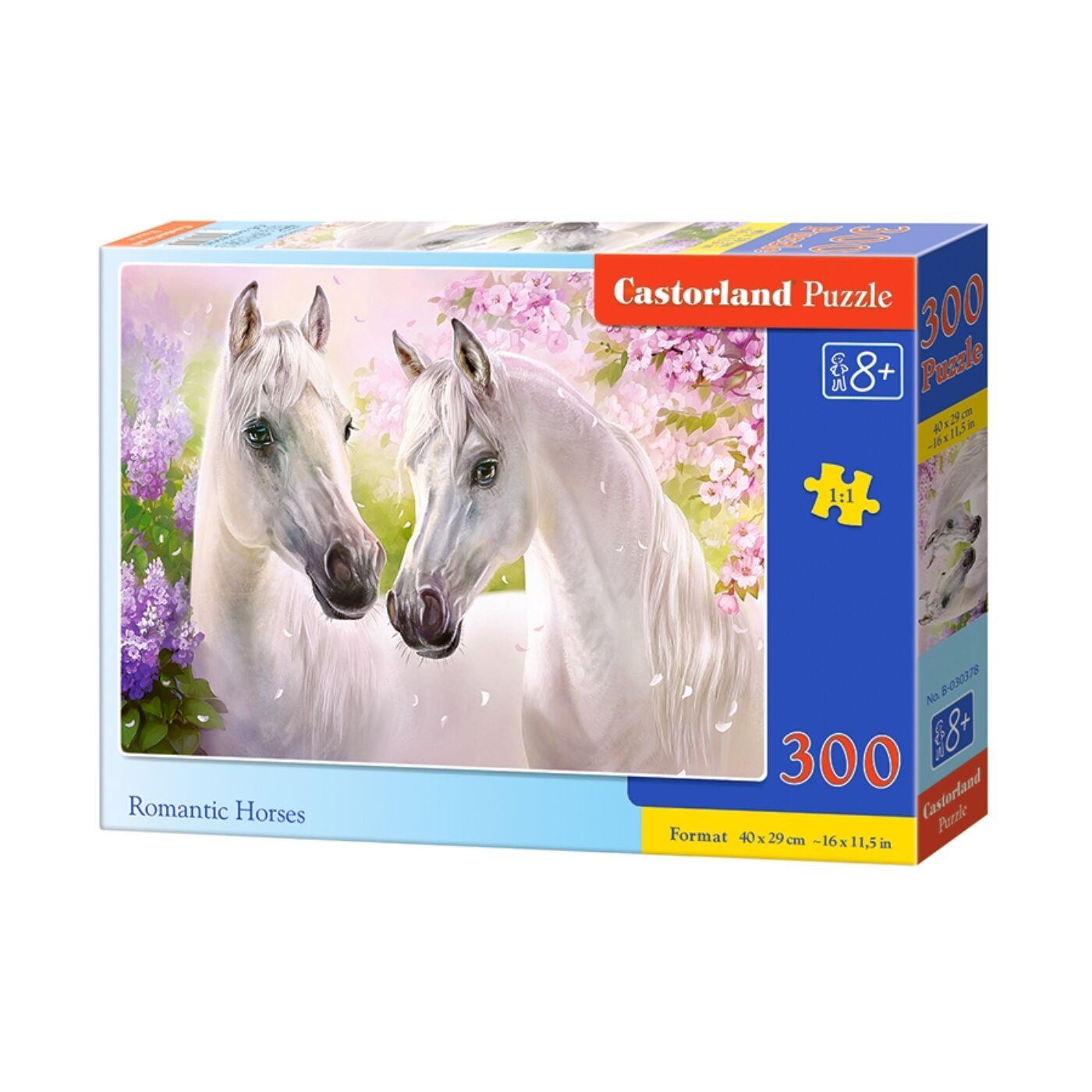 300 db-os kirakó - Romantikus lovak