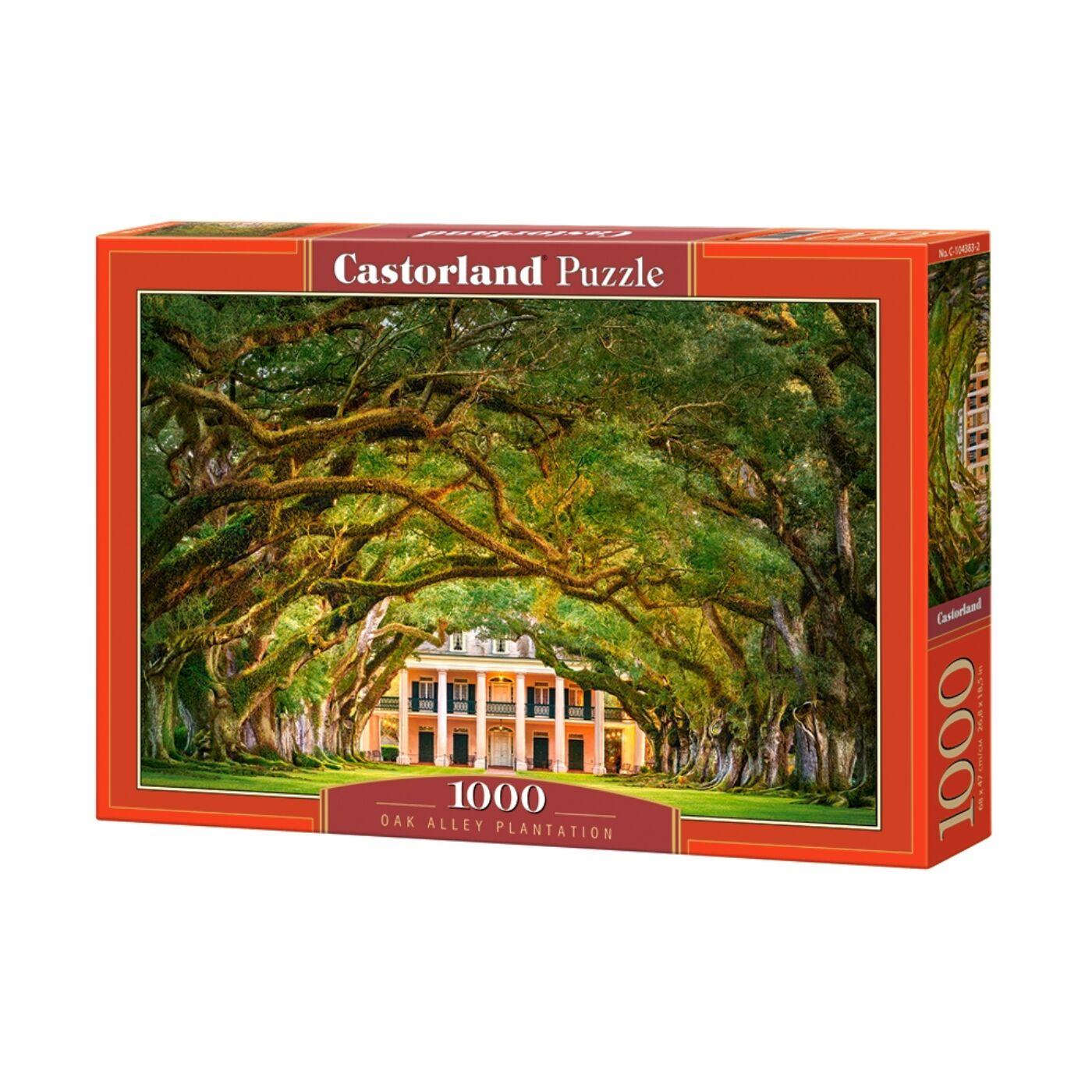 1000 db-os Castorland Puzzle -  Tölgyfa ültetvény