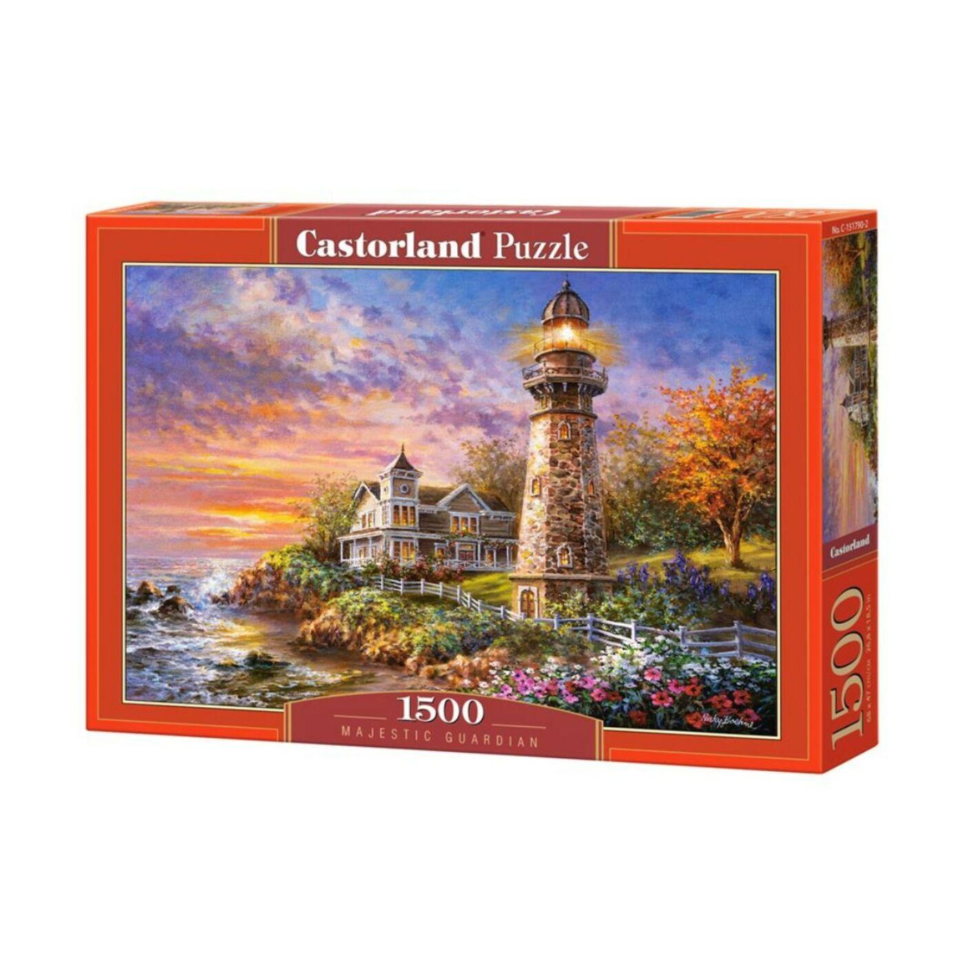 1500 db-os kirakó - Világítótorony