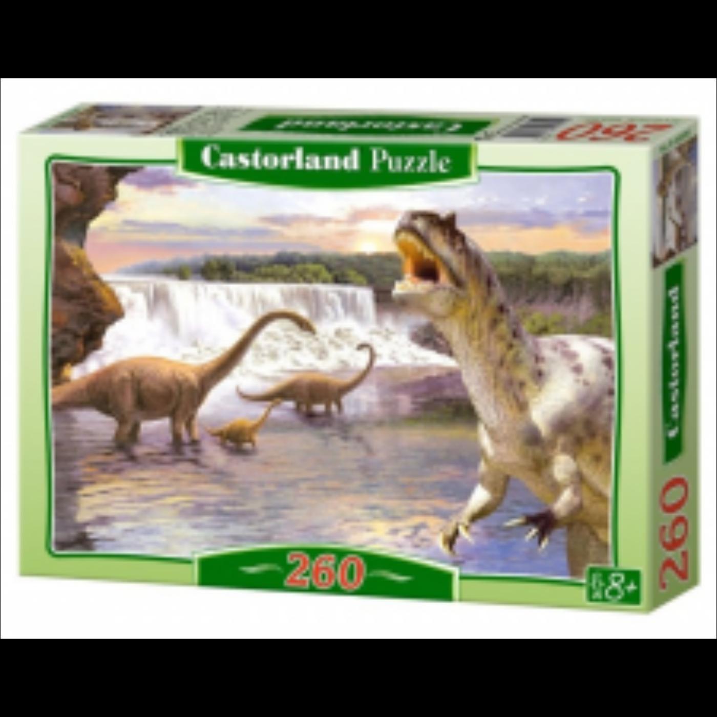 260 db-os Puzzle - Diplodocus