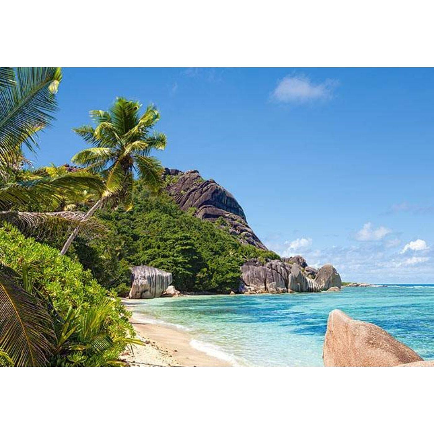3000 db-os Puzzle –  Trópusi part, Seychelles