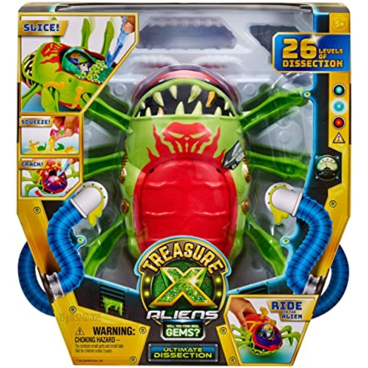 Treasure X-Aliens-Boncolás
