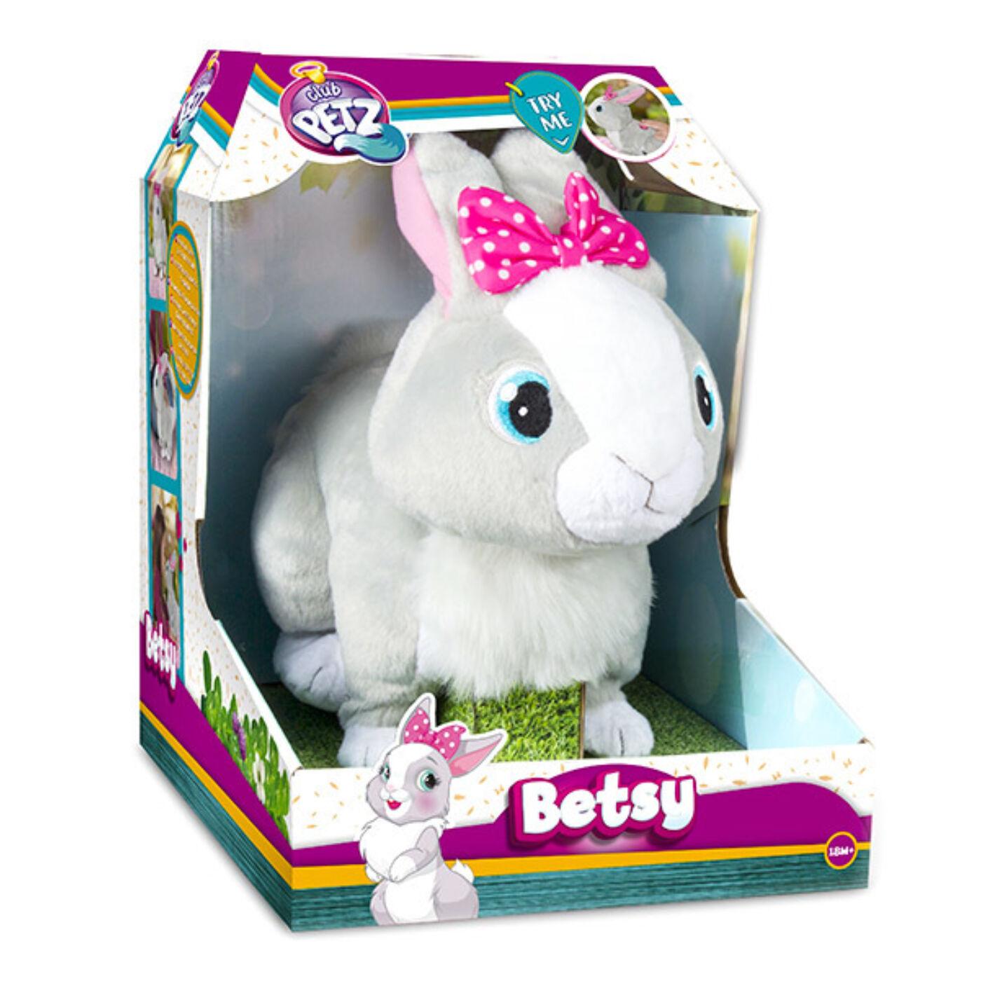 Betsy nyuszi
