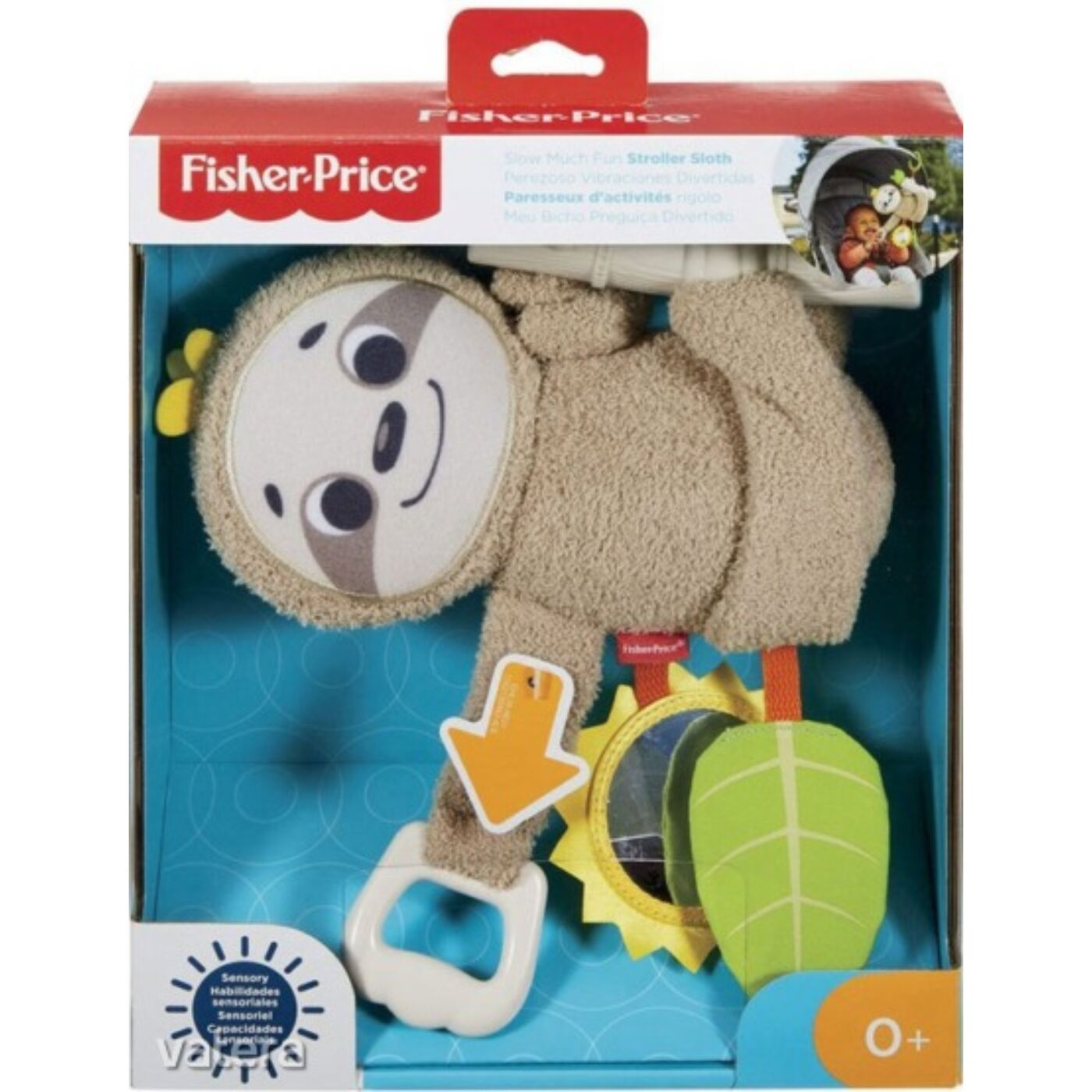 Fisher Price Mókás lajhár