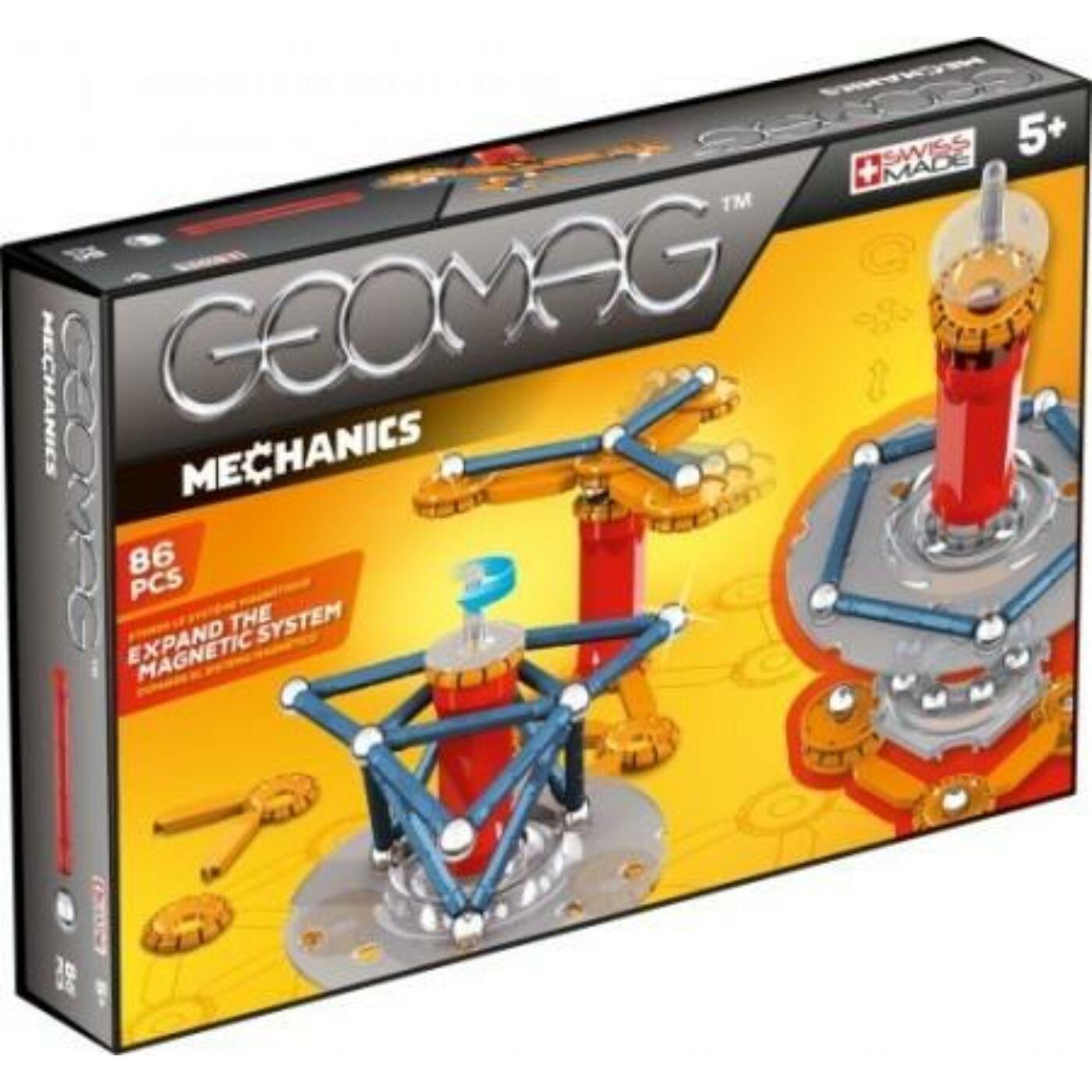 Geomag mechanics 86 db