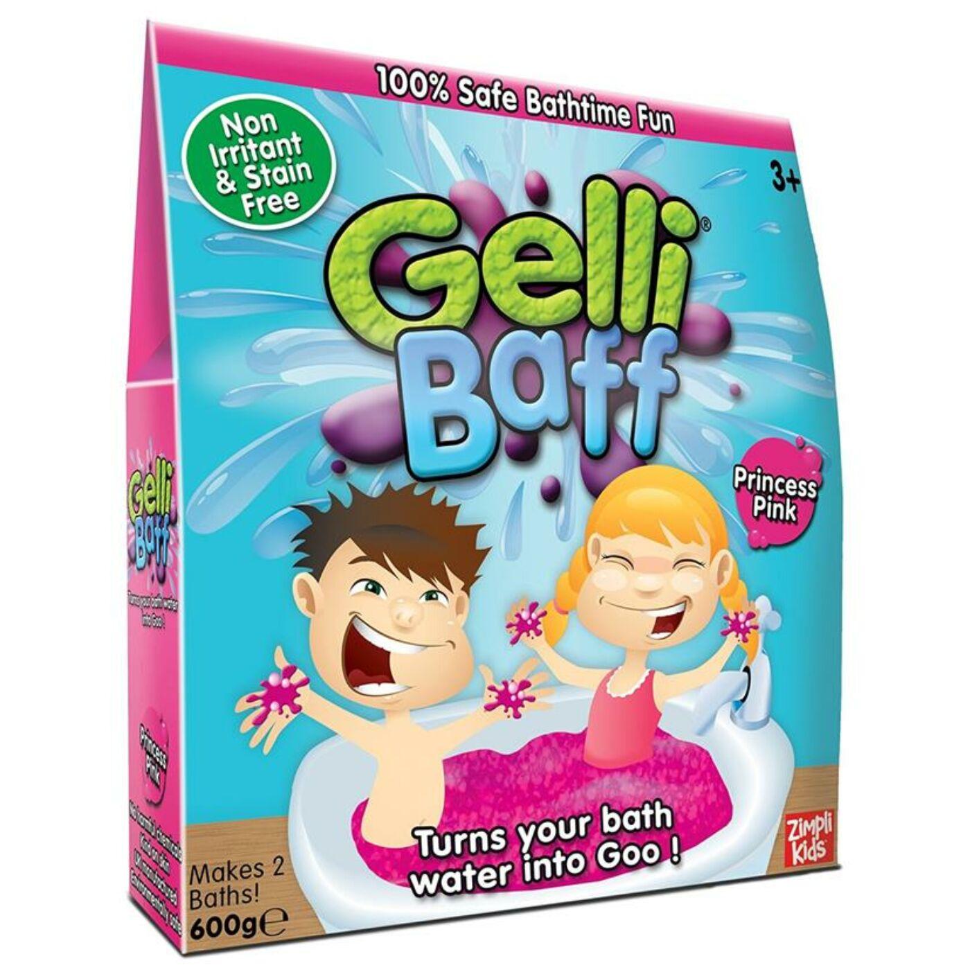 Gelli Baff fürdőzselé 600g