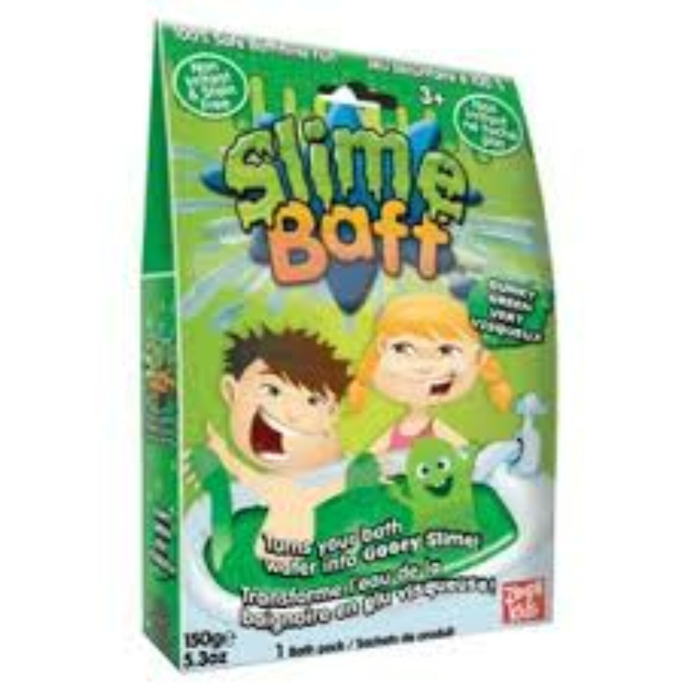 Slime play fürdőzselé 150g