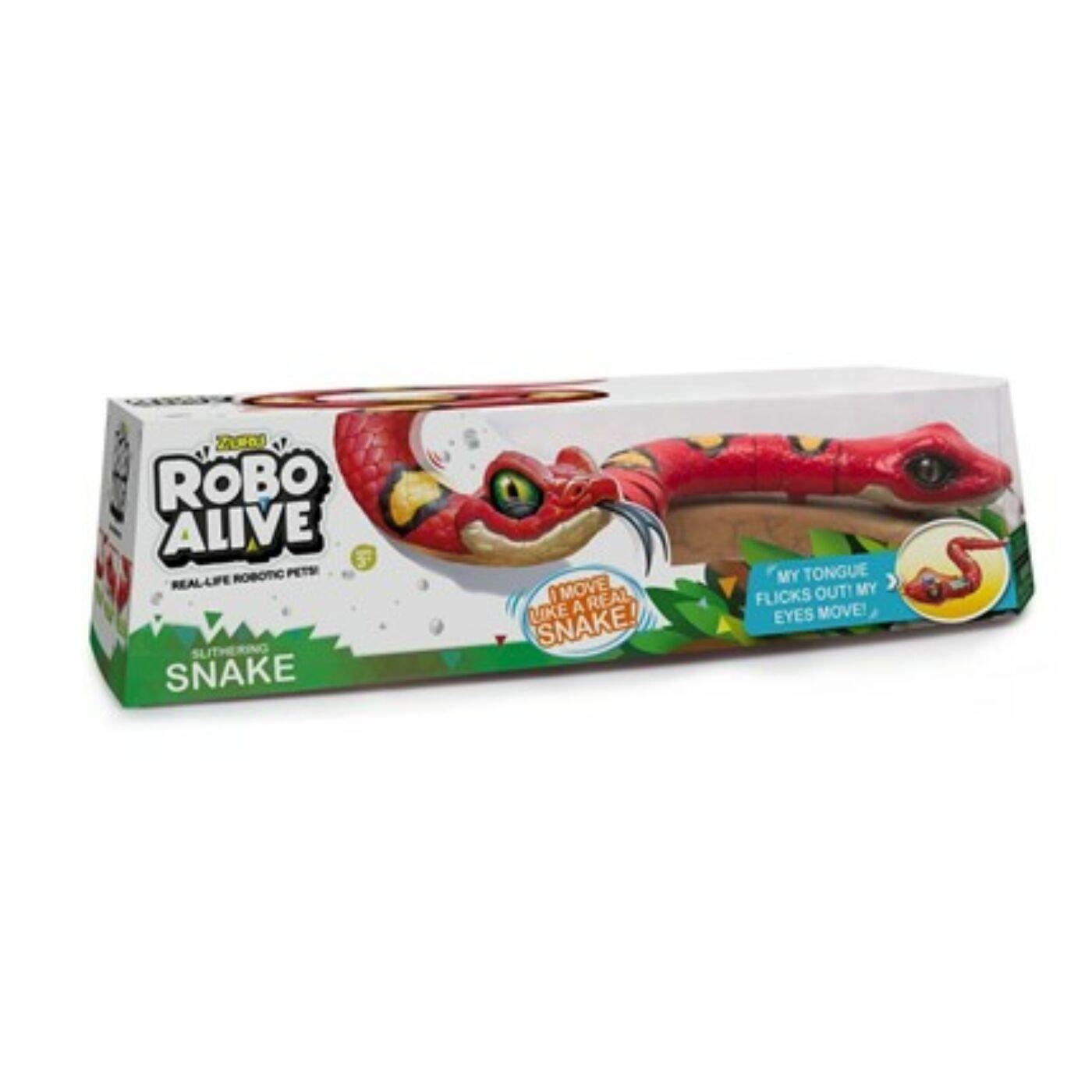 Robo Alive - Kígyó