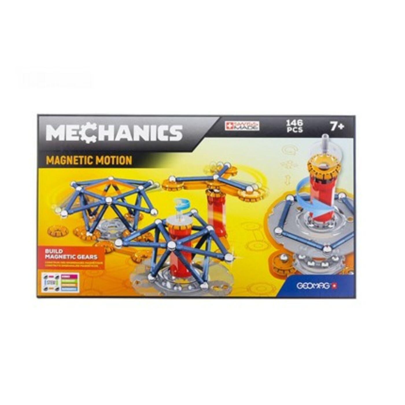 Geomag Mechanics Magnetic Motion 146db