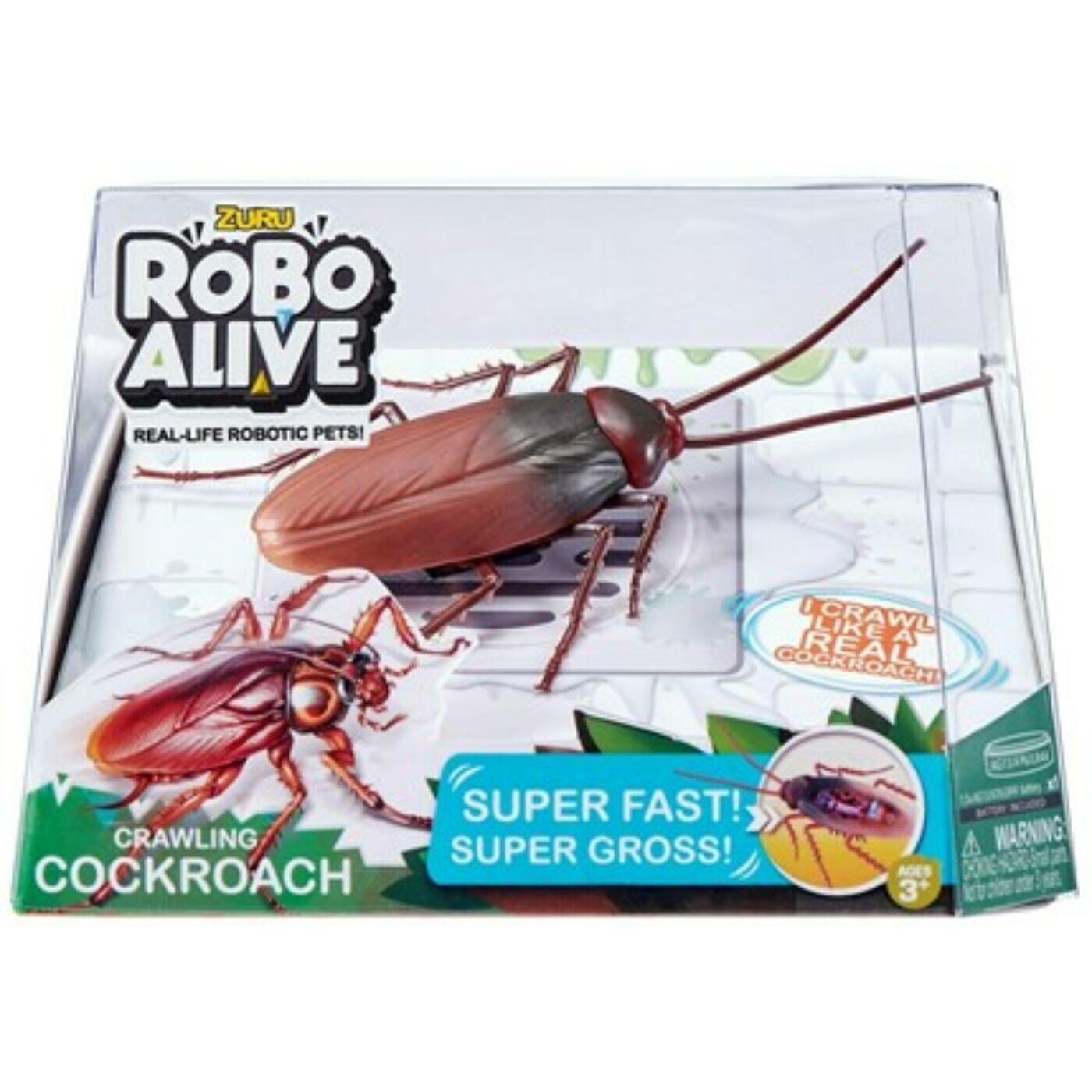 Robo Alive csótány