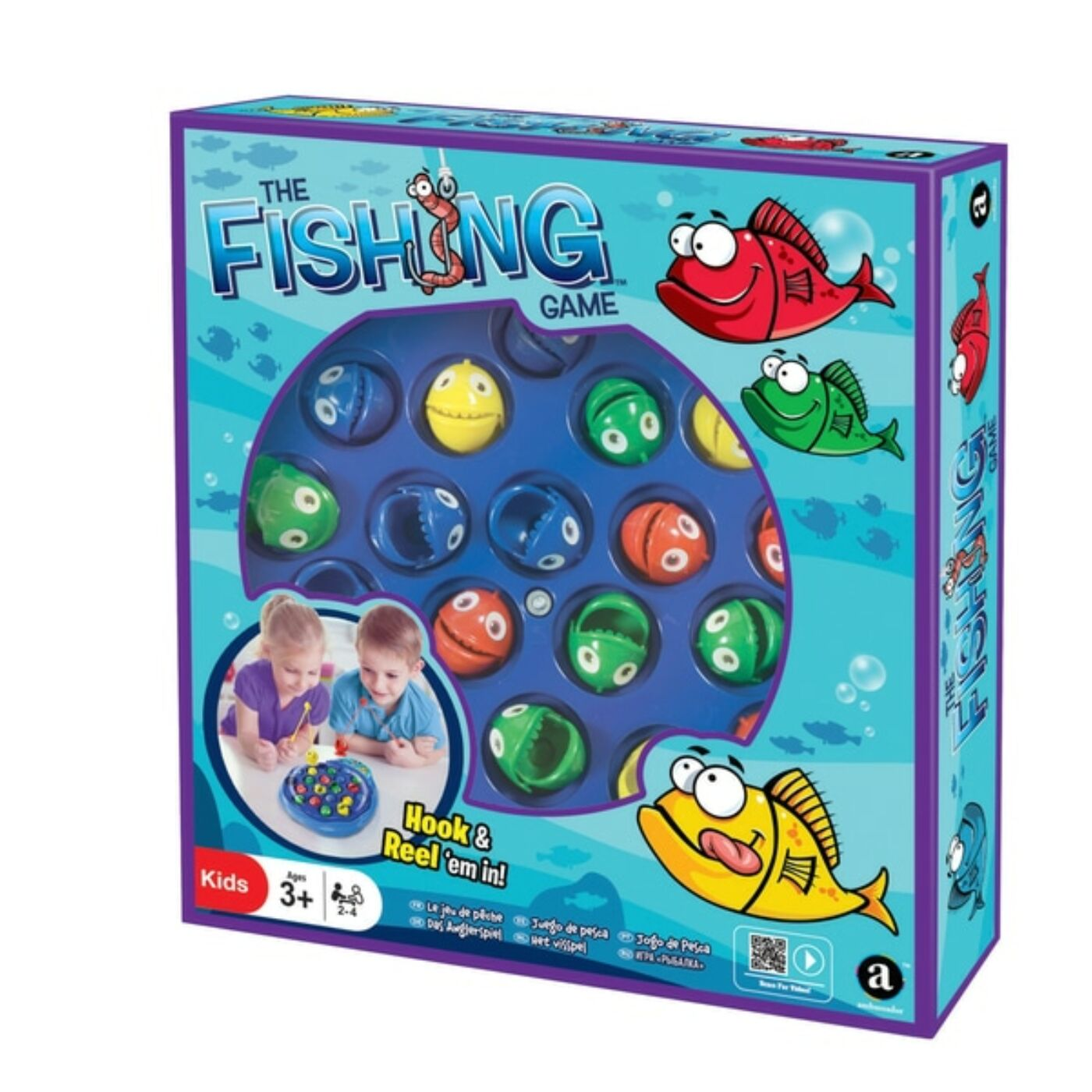 Horgászó játék