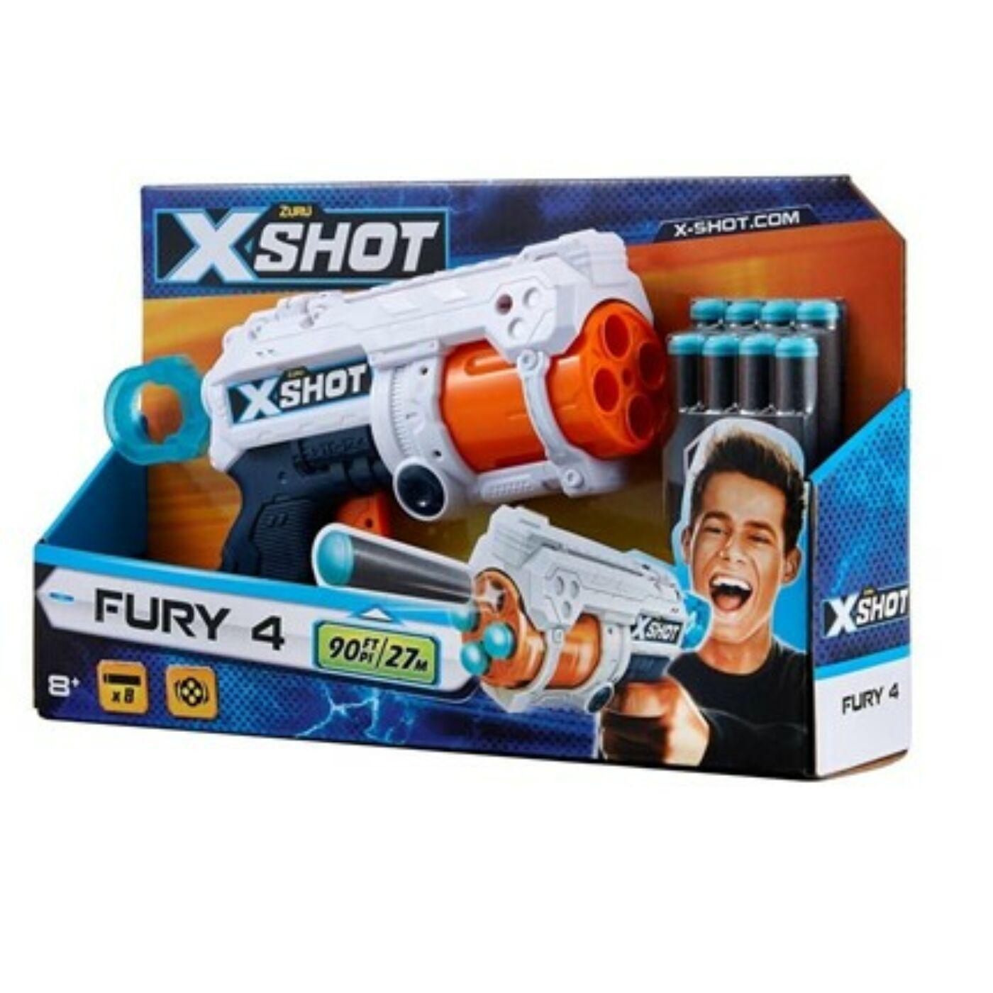 Xshot Fury 4