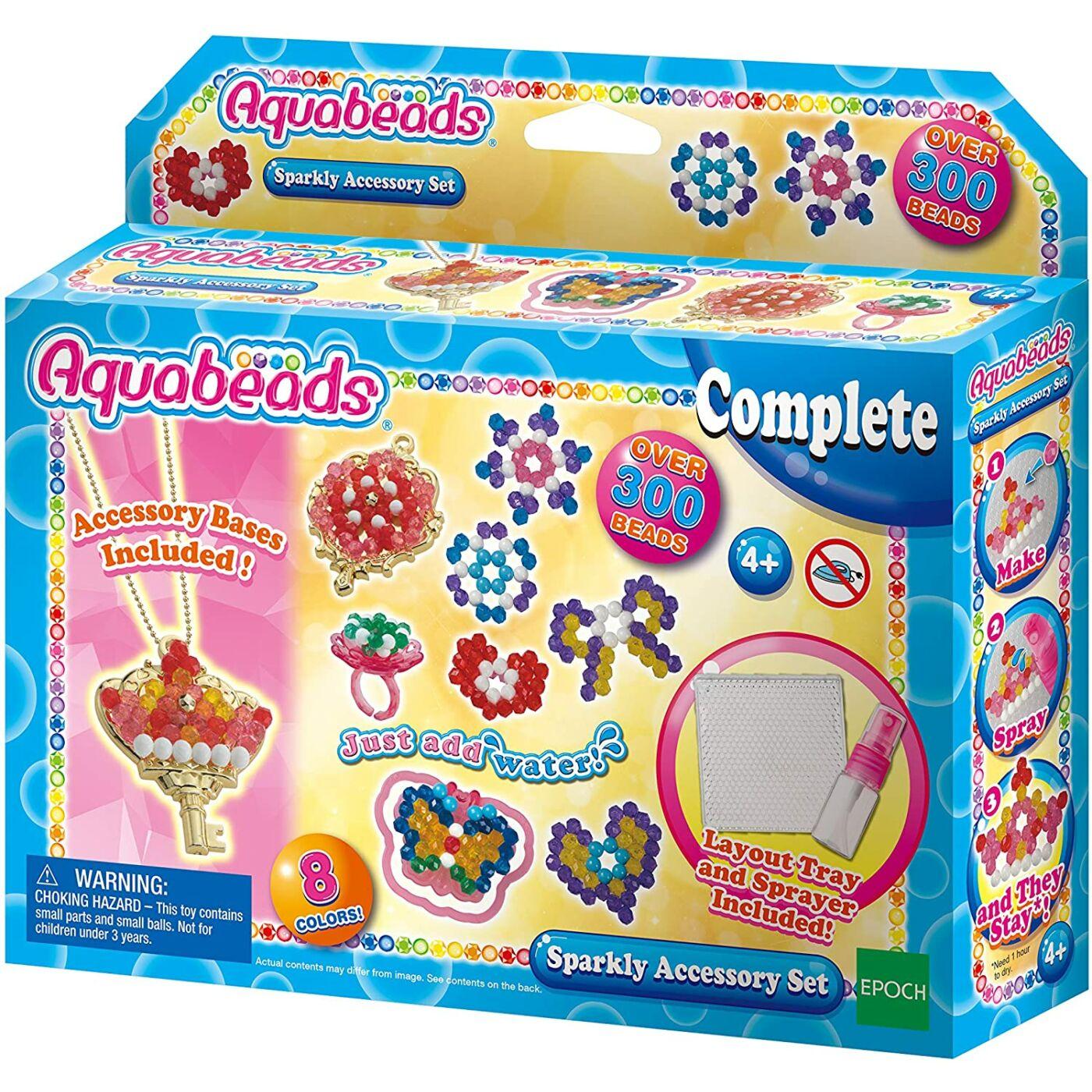 Aqua Beads Csillogó kiegészítők