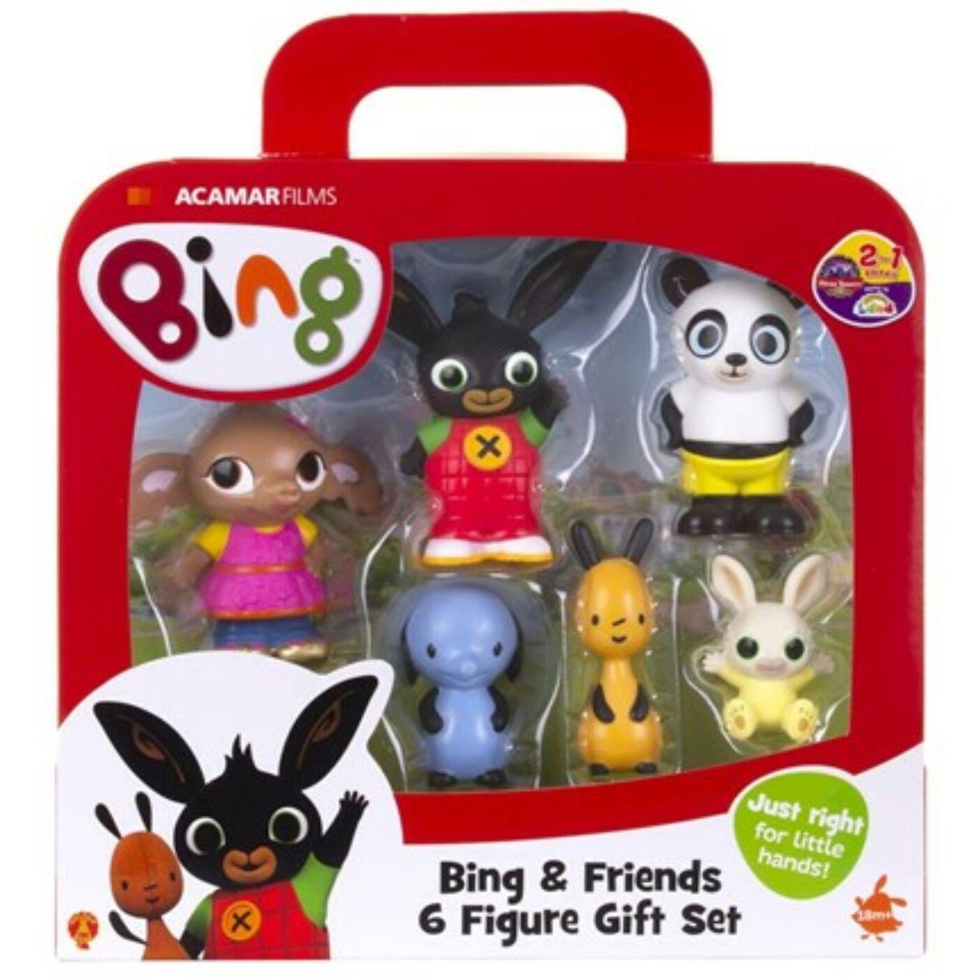 Bing és barátai szett