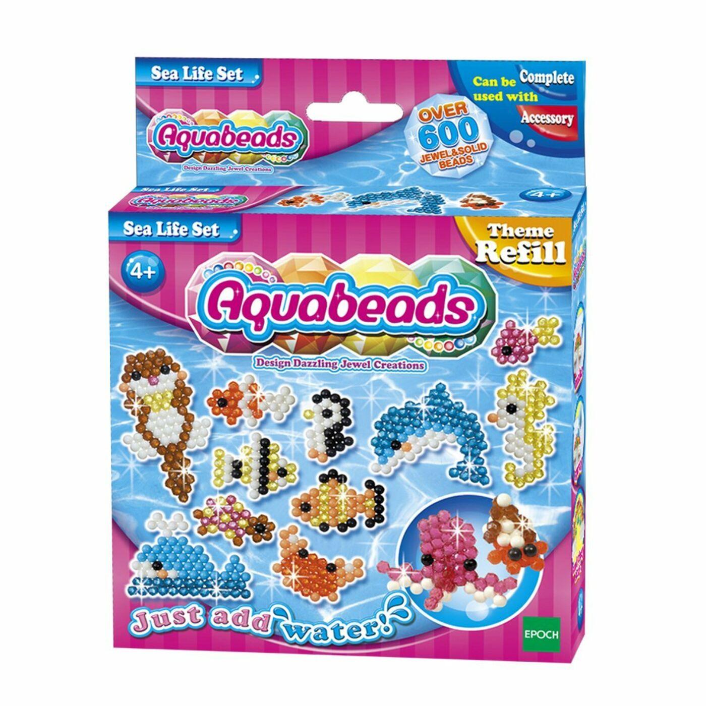 Aqua Beads utántöltő-óceán