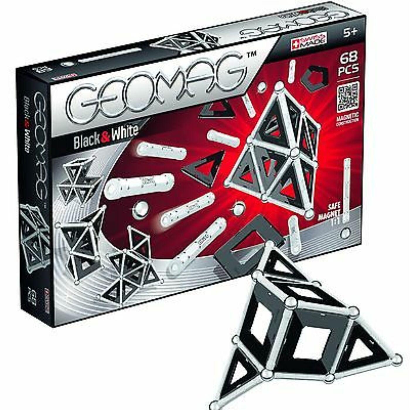 Geomag panel fekete-fehér 68db