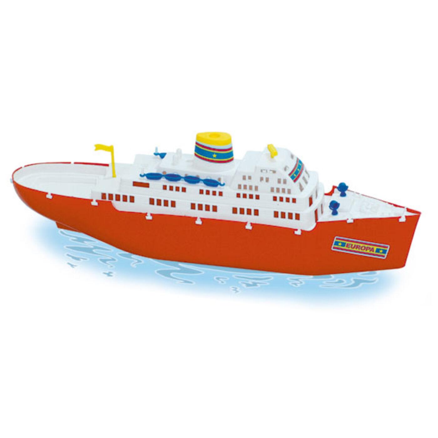 Tengerjáró hajó