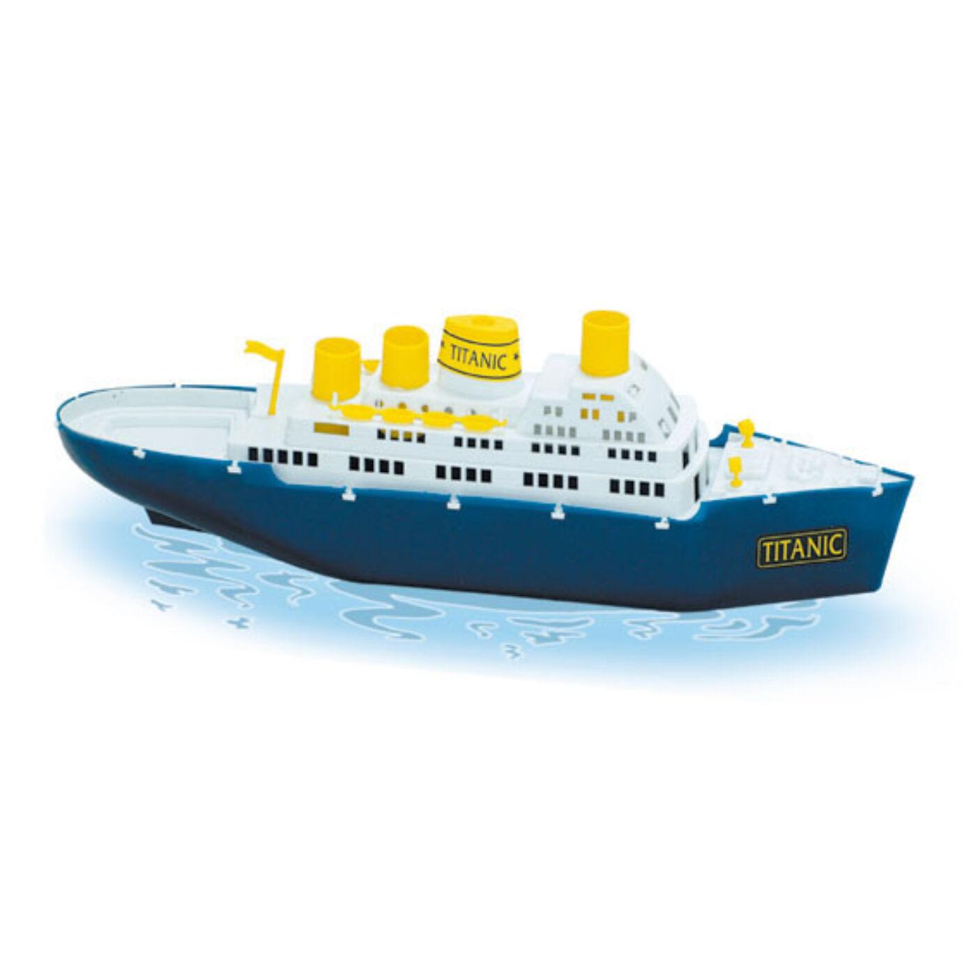 Titanic hajó