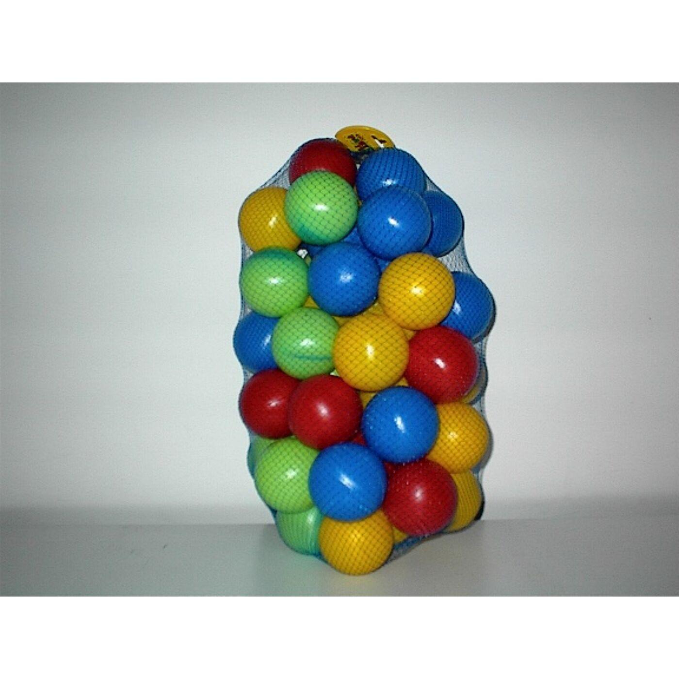Színes labdák